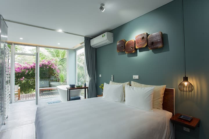 Chay Villas An Bang-Chay 2 Bedrooms Villa