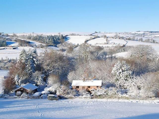 Waen y Coed - Romantic Woodland Hideaways