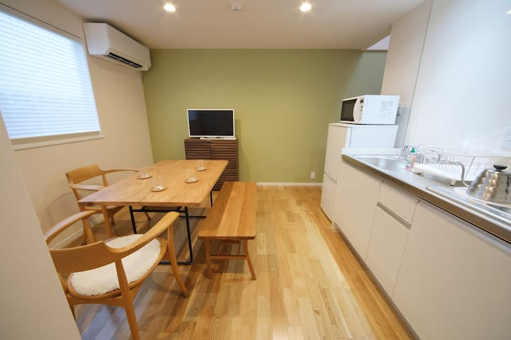 NEW!【SANGENDOU】Great Access! Private Clean House