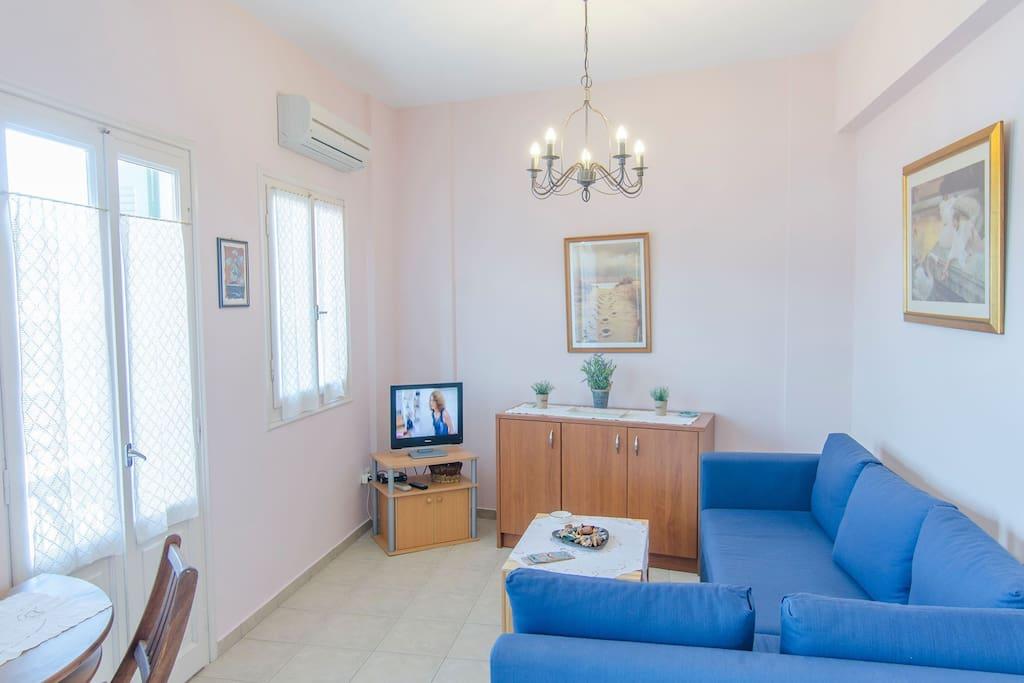 σαλόνι - living room