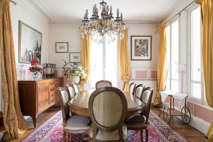 Superbe maison de Maître en meulière