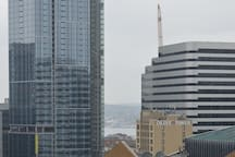 fabulous city view!