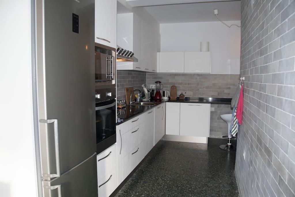 Cocina, detalles