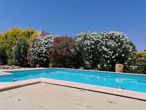 A slice of heaven in the Spanish countryside with pool.