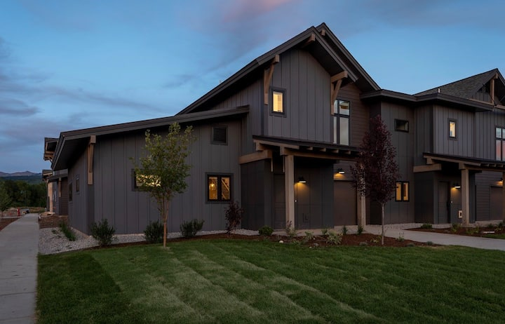 Brand new Teton Valley Townhome