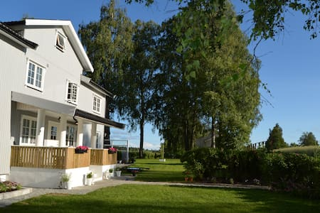 Relaxing stay, 15 min from Oslo airport - Eidsvoll - Hus
