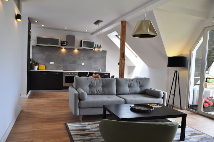 Bielany Loft Apartment - Cracóvia