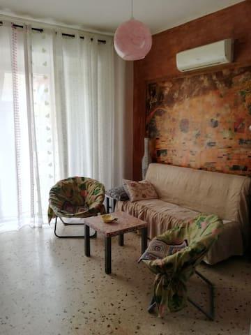 Квартира для влюбленной пары