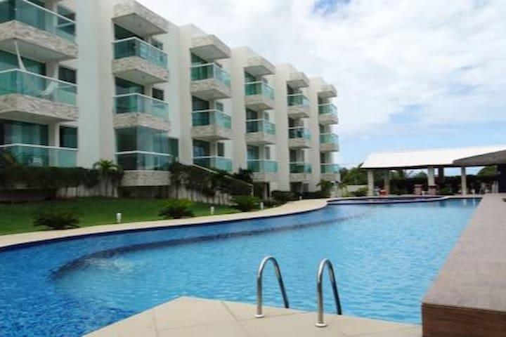 Apartamento em Jacumã/Carapibus-PB - Conde - Huoneisto