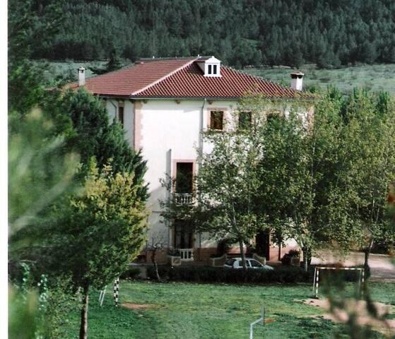 Granja escuela Atalaya de Alcaraz (Albacete)