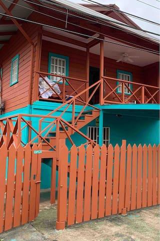 Nice department, In Bocas del Toro