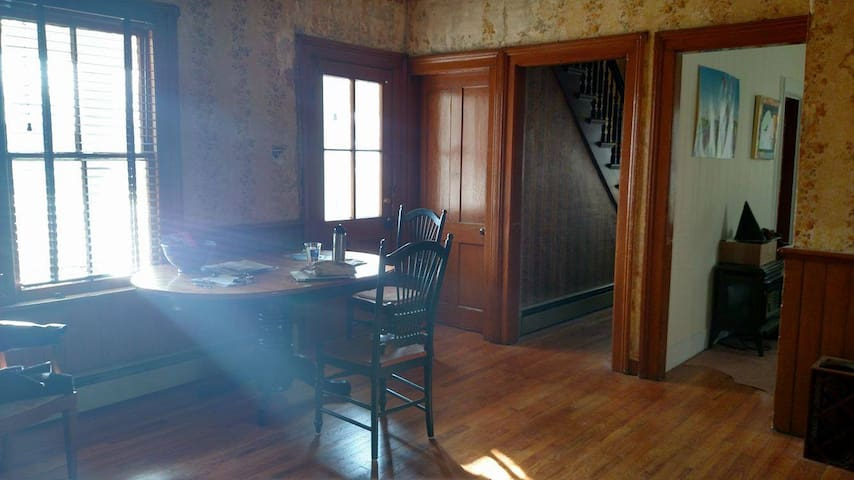 1890s Mill House Charm in the Hudson Valley! - Hudson - Maison