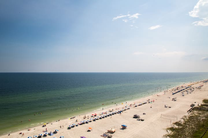 Tradewinds #1101 Corner Gulf Front Amazing Views!