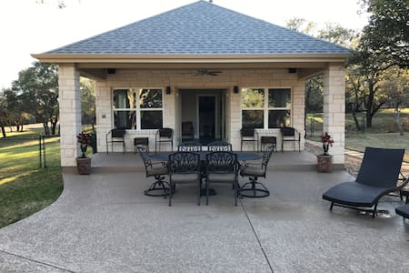 Peaceful Retreat near Lake Georgetown - Georgetown