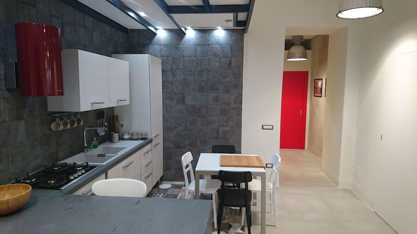 Appartamento moderno al centro storico - Gela - Apartmen