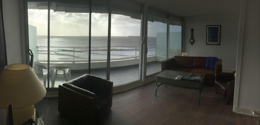Vue Fantastique - 15 metres de la plage
