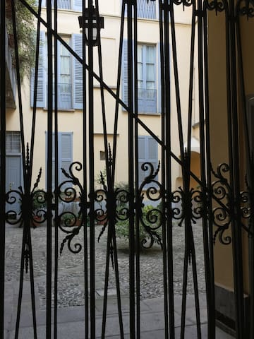 Colonne di San Lorenzo appartamento di charme