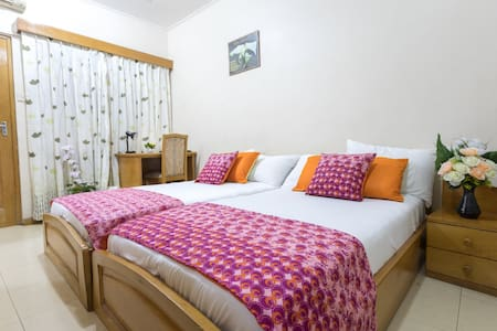 Definitely Homely! Feladei Twin Room 1