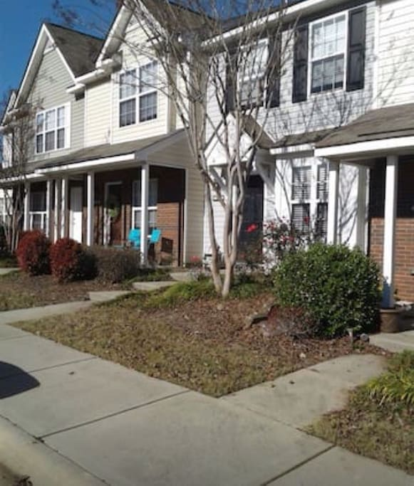 Www Townhouses For Rent: University Private Stay 28213