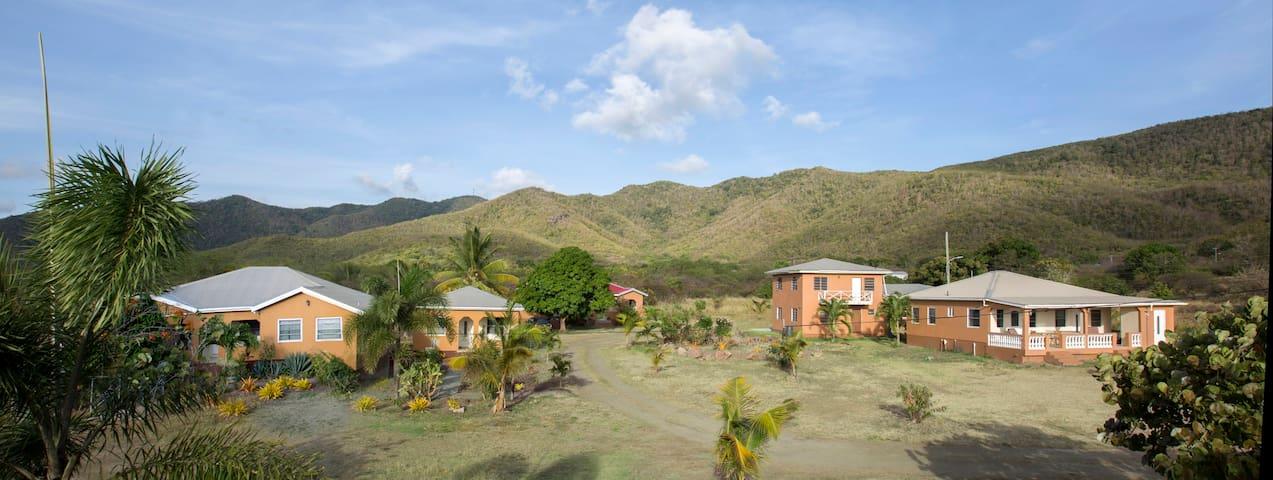 "Orange Valley Cottages-  ""Zendaya"""