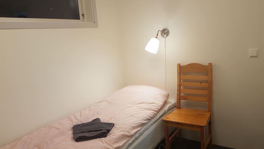 Bedroom 2 (bed 2).