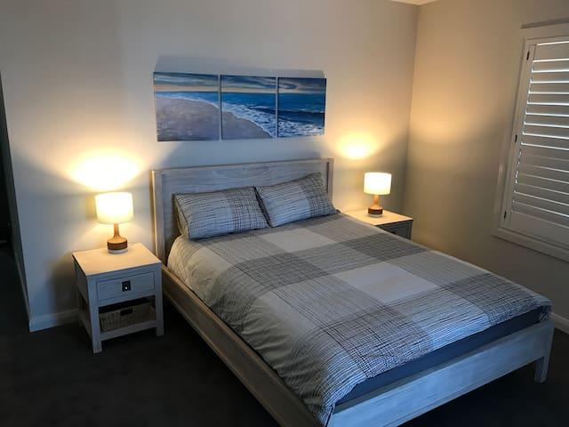 Main bedroom view 1.