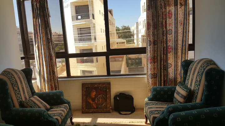 Studio in Swaifieh fully furnished close to all