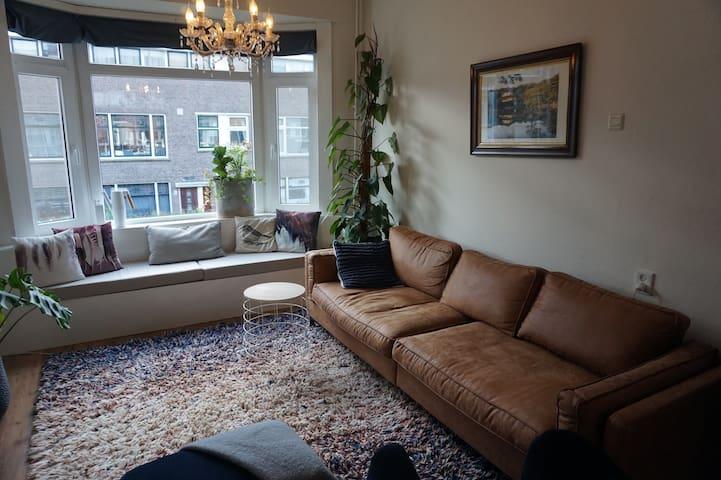 Goed bereikbaar appartement in rustige buurt