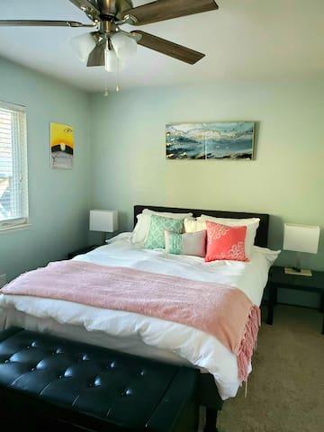 Second Wind Bedroom