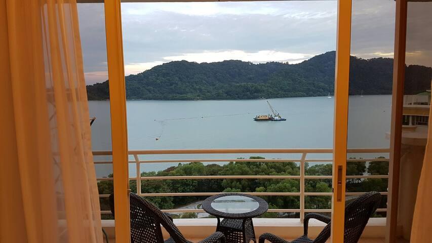 Cosy seaview resort (promo) - Bayan Lepas - Otros
