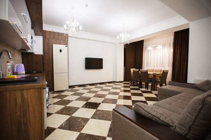 Exclusive and Comfortable!!! Central Apartment !!!