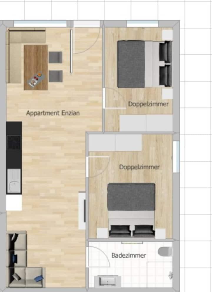 Haus Saltär - Appartment Enzian