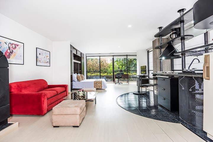 Hermoso y Acogedor Apartamento SG