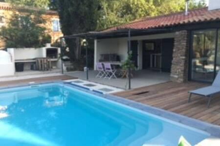 Villa 10km de la mer, détende et vue - Roquebrune-sur-Argens - Haus