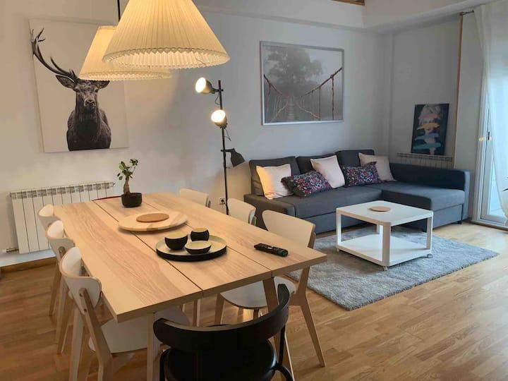 Acojedor Duplex in Balaguer