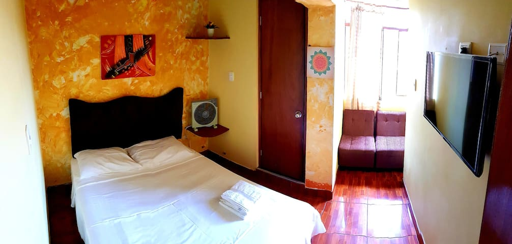 Matrimonial Room with Private Bathroom 301