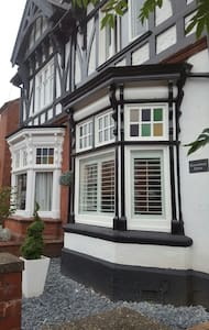 Bedroom with a Country & City Life nearby - Stourbridge - Ház