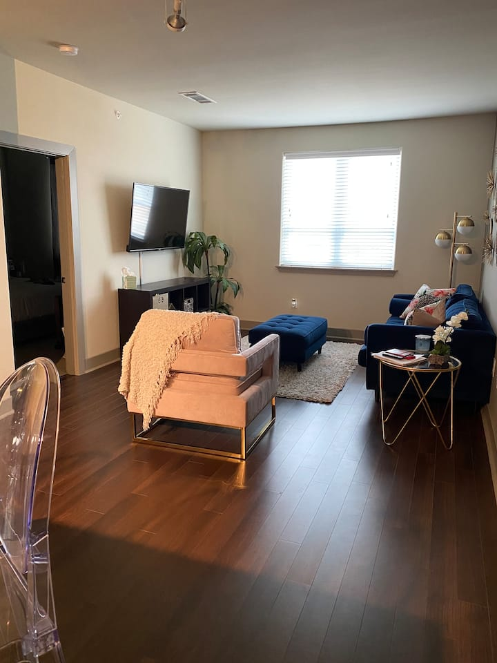 Chic apartment close to downtown
