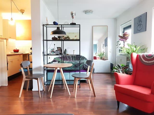 Studio apartment in Utrecht
