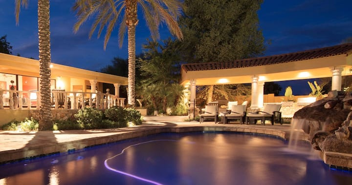 Spectacular Arizona Luxury Estate Living