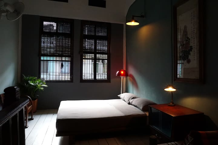 Shophouse with large terrace in Chinatown - Bangkok - Dům