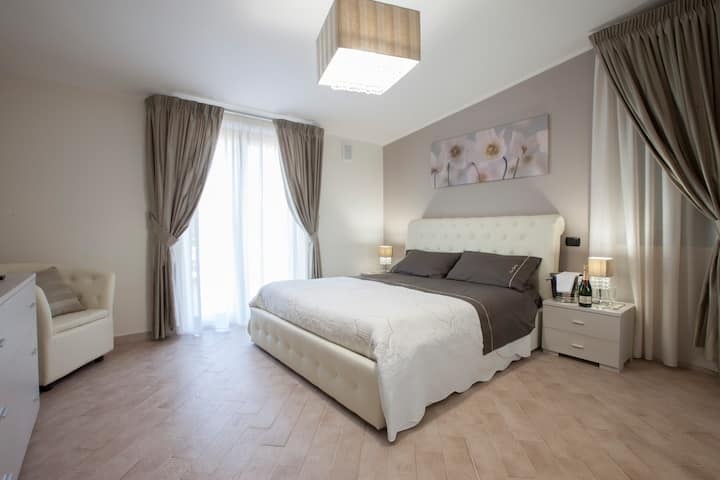Amira Luxury Apartments - Servizi e Comfort al Top