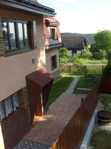 Holidayhome with Pool in Zelezný Brod