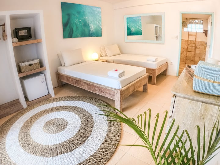 7 Seas Cottages - Superior Twin Room
