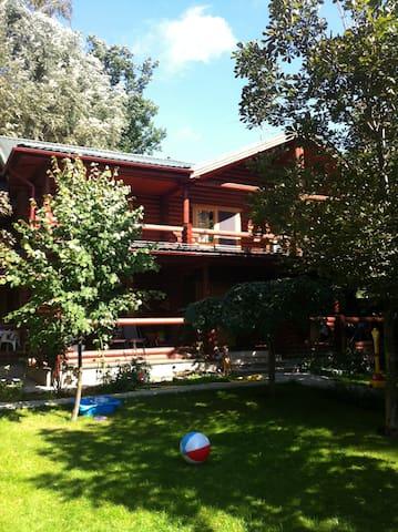 Дом HONKA в охраняемом поселке - Nikolina Gora - House