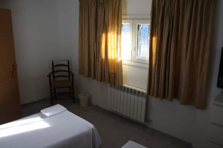 Hotel panoramic la burna.