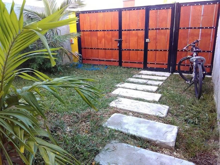 Jardín Garden