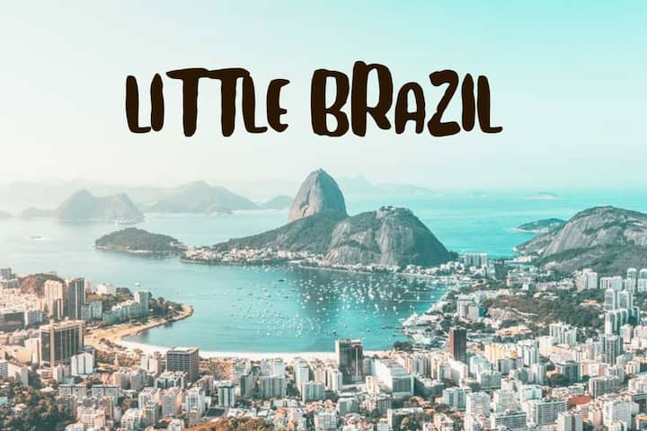 ⚡LITTLE BRAZIL | SPARKLING CLEAN | BEST LOCATION