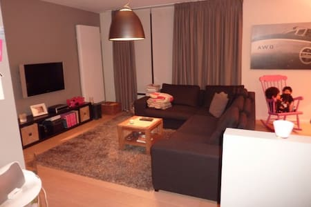 Very nice apartment Uccle Brussels - Uccle