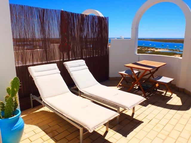 ⚓️ Kraken home-Terrasse vue mer-A/C, BBQ & Wifi ⚓️